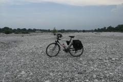 Tagliamento bike